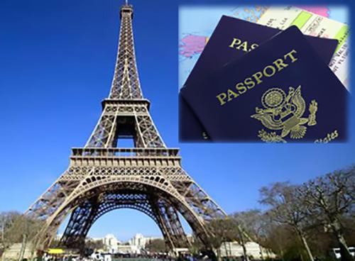 sang pháp có cần visa không